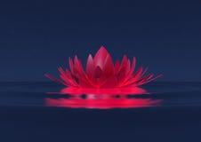 λουλούδι zen Στοκ εικόνες με δικαίωμα ελεύθερης χρήσης