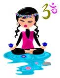 Zen illustrazione di stock