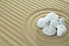 Zen Immagini Stock