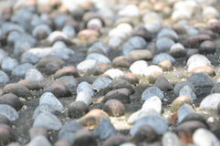 Zen. Spa And Pebble Stones For Background Stock Photography