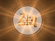 zen Immagine Stock