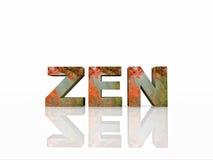 zen Στοκ Εικόνα