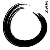 Zen stock de ilustración