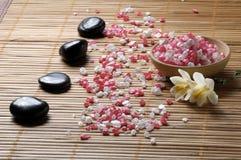 Zen aromatherapy royalty free stock photos