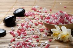 Zen aromatherapy Royalty Free Stock Photography