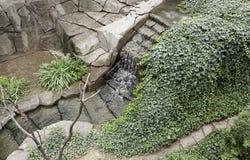 Zen artificial do rio Imagem de Stock Royalty Free