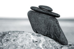 Zen background Royalty Free Stock Photos