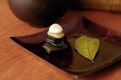 Zen-Badekurort stockbilder