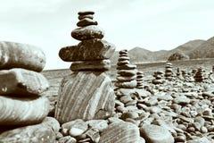 Zen and balance. Harmony symbol Stock Photography