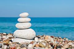 Zen balance Royalty Free Stock Image