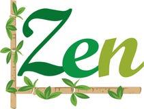 Zen with Bamboo Stock Photos