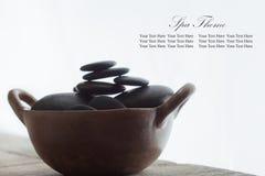 Zen banner Stock Photo
