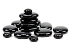 Zen basalt stones... Stock Images