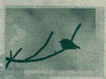 Zen Bird  Stock Photos