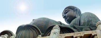 Zen Buddha Obrazy Stock