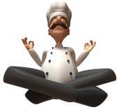 Zen chef Stock Images
