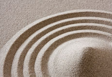 Zen circle royalty free stock photos