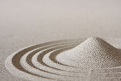 Zen circle Stock Image