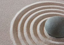 Zen circle stock photos