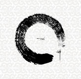 Zen circle Royalty Free Stock Photography