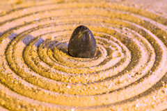 Zen circles Stock Photography