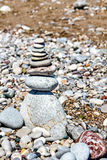 Zen column Stock Photo