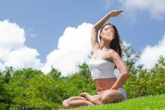 Zen-comme le type Photographie stock libre de droits