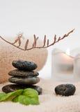 Zen-como TERMAS Imagem de Stock Royalty Free