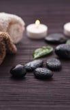 Zen-como termas Imagens de Stock Royalty Free