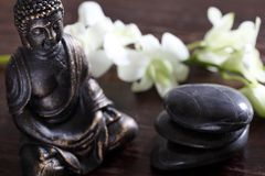 Zen concept Royalty Free Stock Images