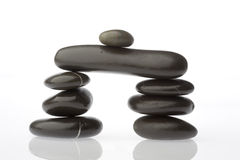 Zen corporativo Fotografia Stock