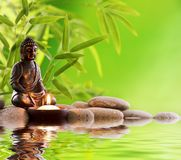 Zen de Buddha Fotografía de archivo libre de regalías
