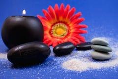 Zen de pierres Images libres de droits