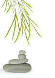 zen de stabilité d'équilibre Image libre de droits