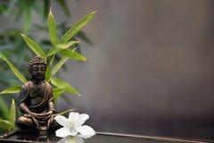 Zen del Buddha Fotografia Stock