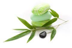Zen del sapone Immagini Stock