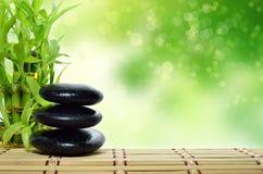 Zen do conceito dos termas Fotografia de Stock Royalty Free