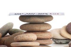 Zen do crédito (1) Imagem de Stock Royalty Free
