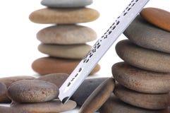 Zen do crédito (2) Foto de Stock Royalty Free