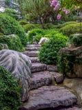 Zen do jardim Imagens de Stock