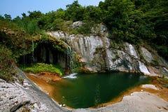 Zen dolina Zdjęcia Royalty Free
