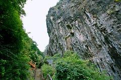 Zen dolina Zdjęcia Stock