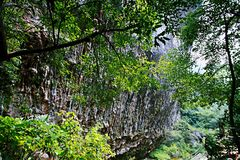 Zen dolina Obrazy Stock