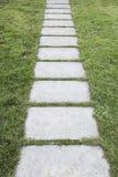 Zen dryluje drogę Fotografia Stock