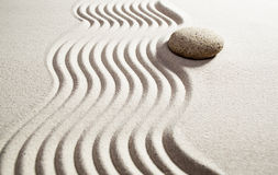 Zen evolution for soothing progress royalty free stock image
