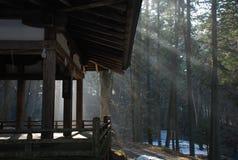 zen för japan renhettakayama Arkivfoto