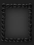 Zen frame Stock Image