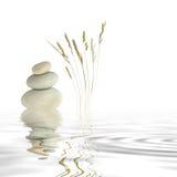 Zen-Frieden Stockbild