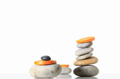 Zen galets Royalty Free Stock Images