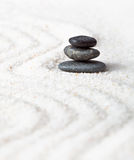Zen garden Royalty Free Stock Photography